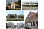 Alcuni immobili di proprietà della Città metropolitana di Venezia